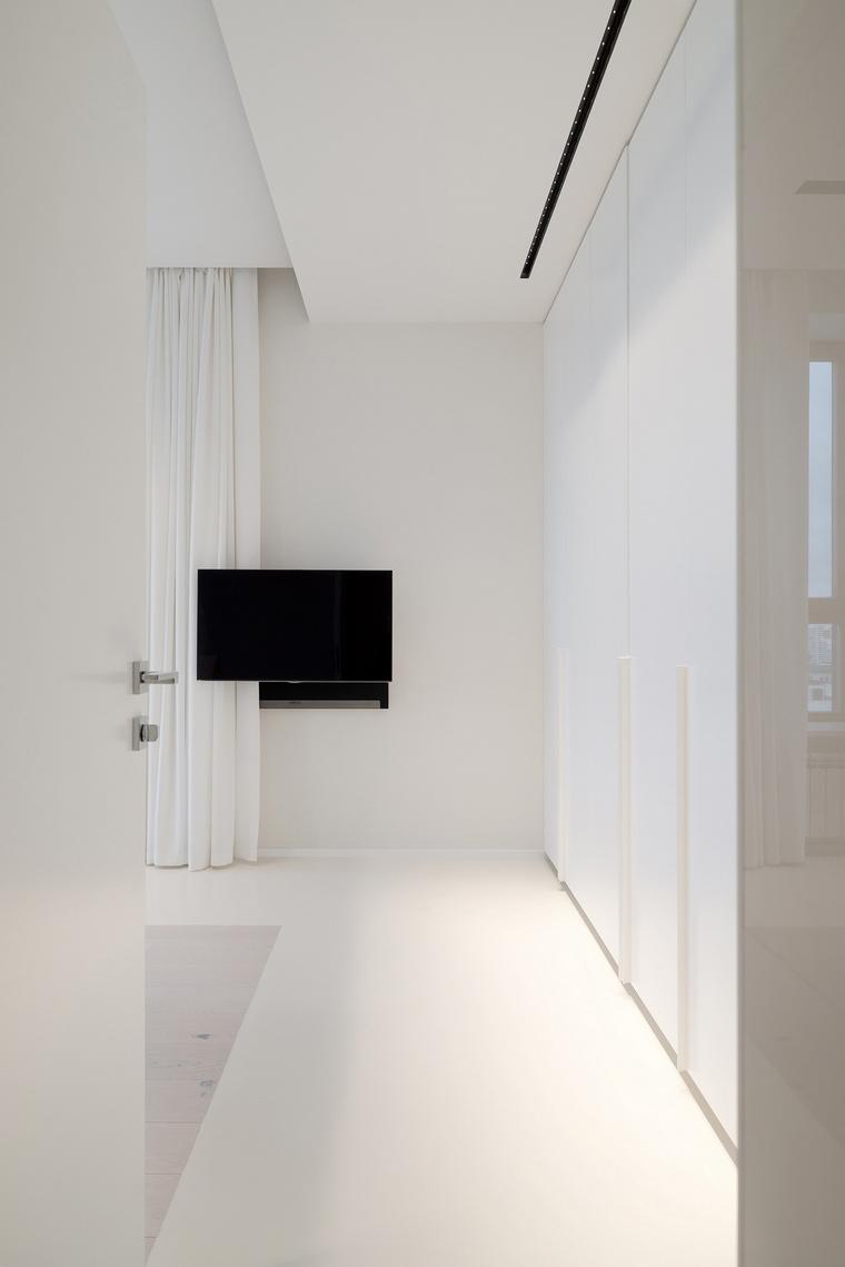 интерьер спальни - фото № 49354