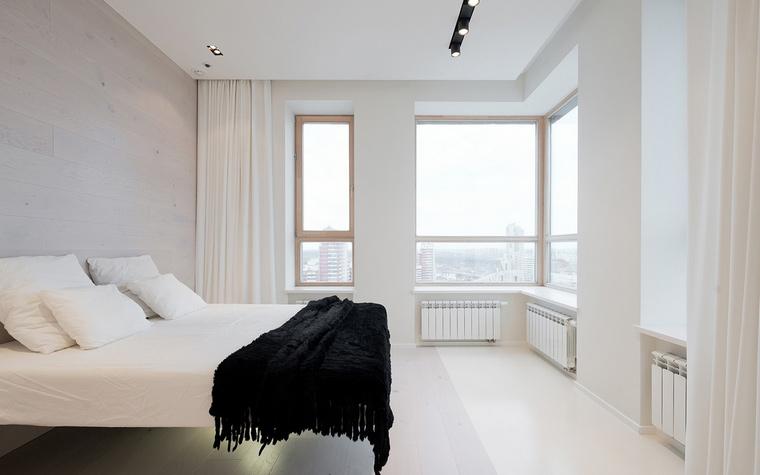 интерьер спальни - фото № 49355