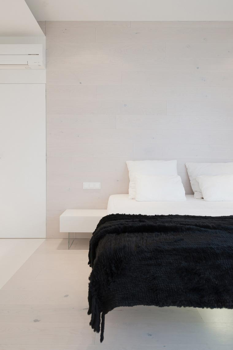 интерьер спальни - фото № 49357