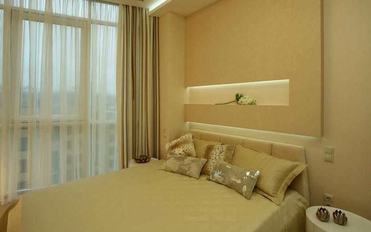 Фото № 49382 спальня  Квартира
