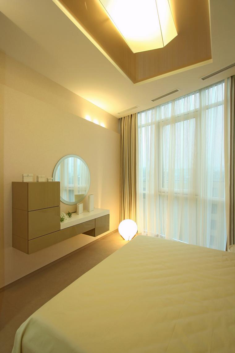 Фото № 49384 спальня  Квартира