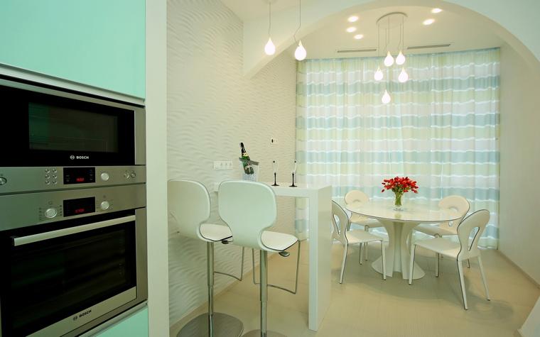 Фото № 49380 кухня  Квартира