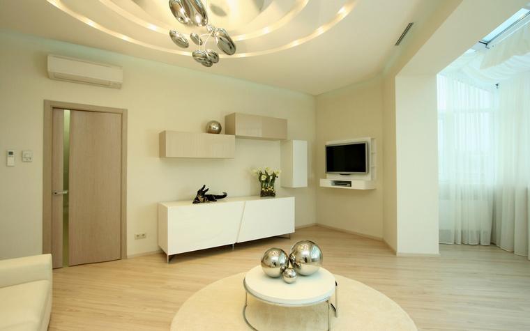Фото № 49370 гостиная  Квартира