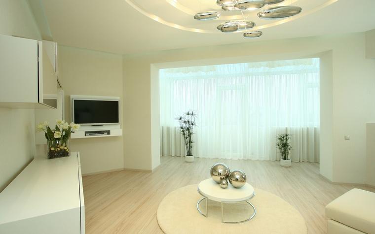 Фото № 49371 гостиная  Квартира