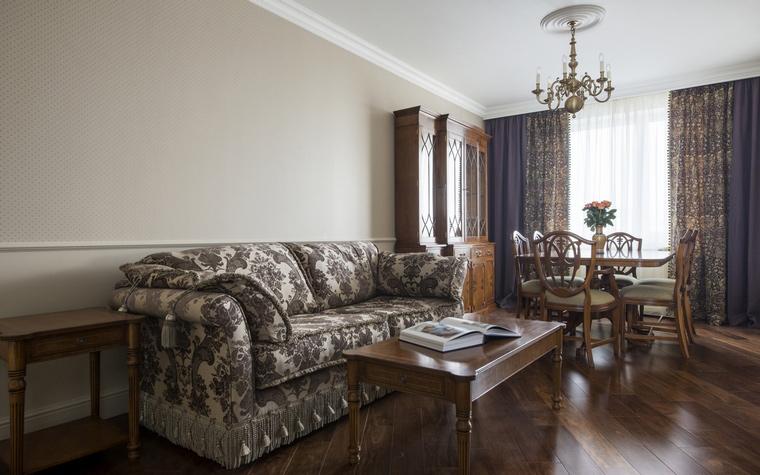 Фото № 49398 гостиная  Квартира