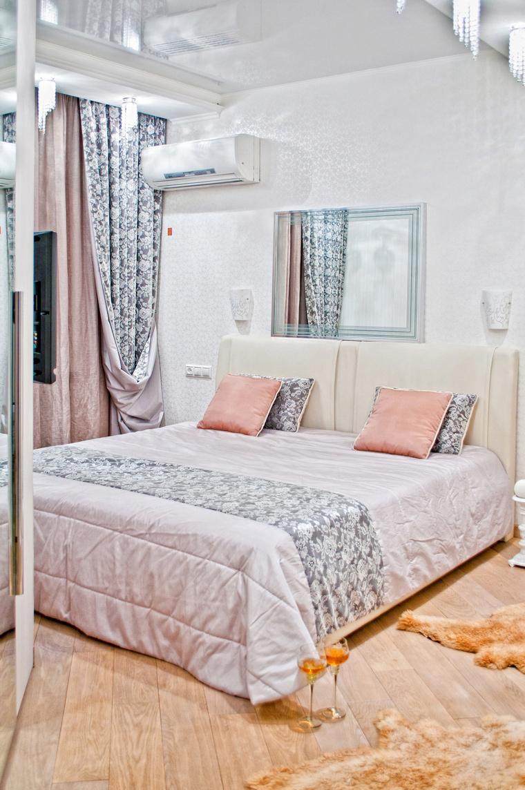 интерьер спальни - фото № 49447