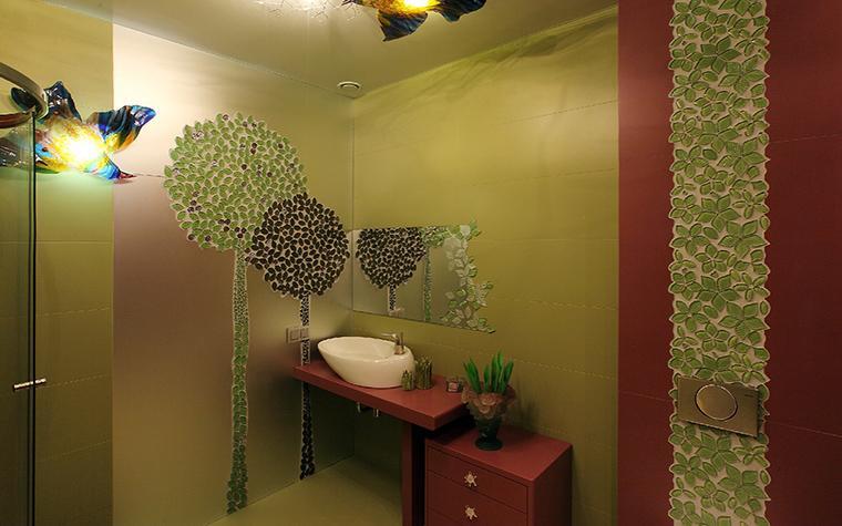 интерьер ванной - фото № 49448