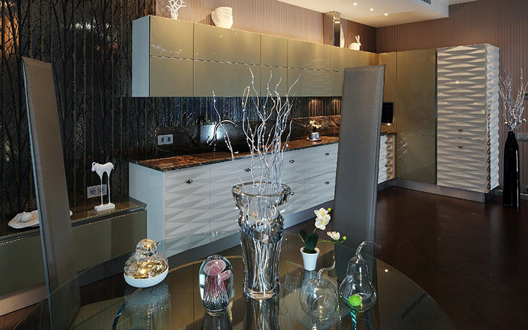 интерьер кухни - фото № 49452