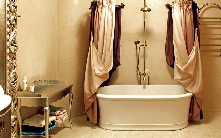 Квартира. ванная из проекта , фото №49481