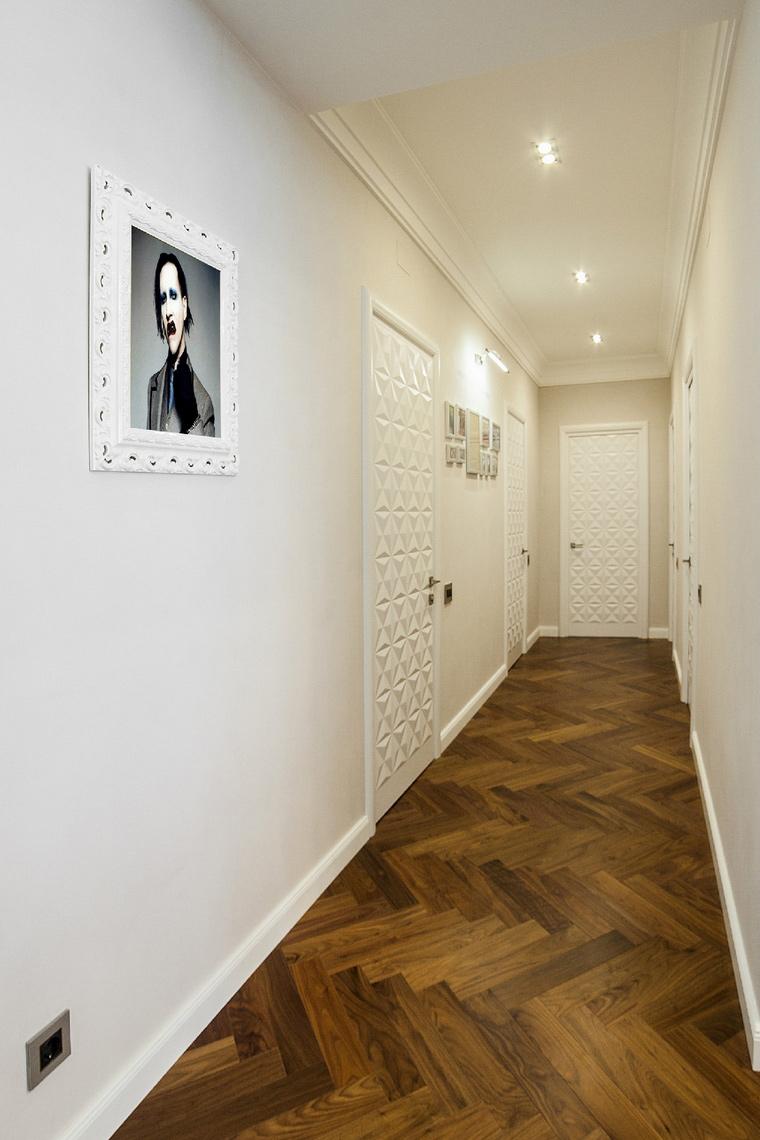 Квартира. холл из проекта , фото №49522