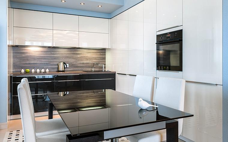 Квартира. кухня из проекта , фото №49502