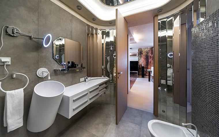 интерьер ванной - фото № 49505
