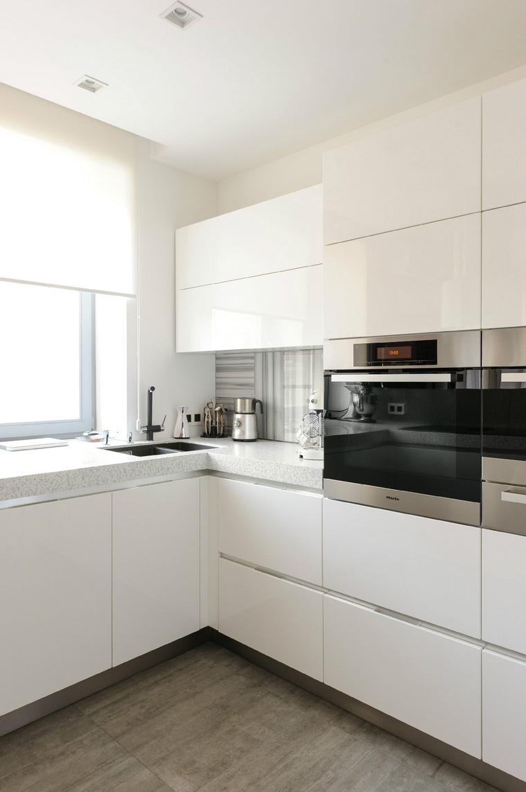 Фото № 49525 кухня  Квартира