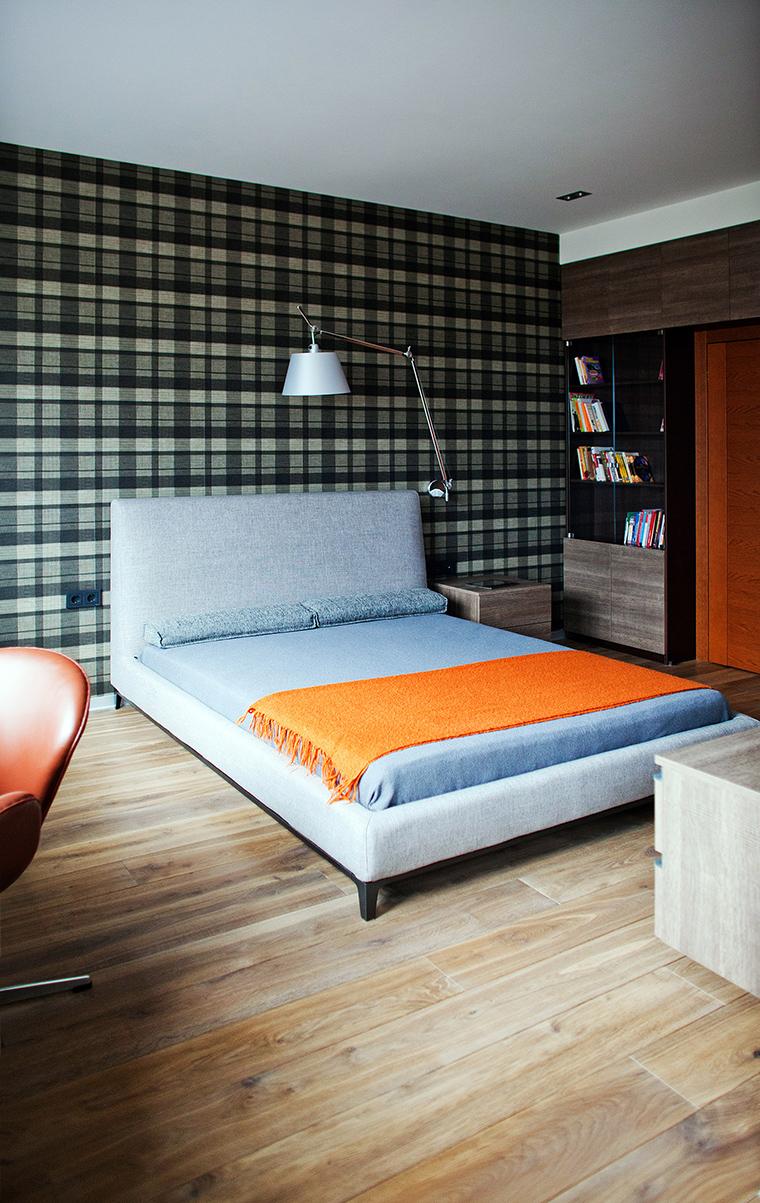 Фото № 49575 спальня  Квартира