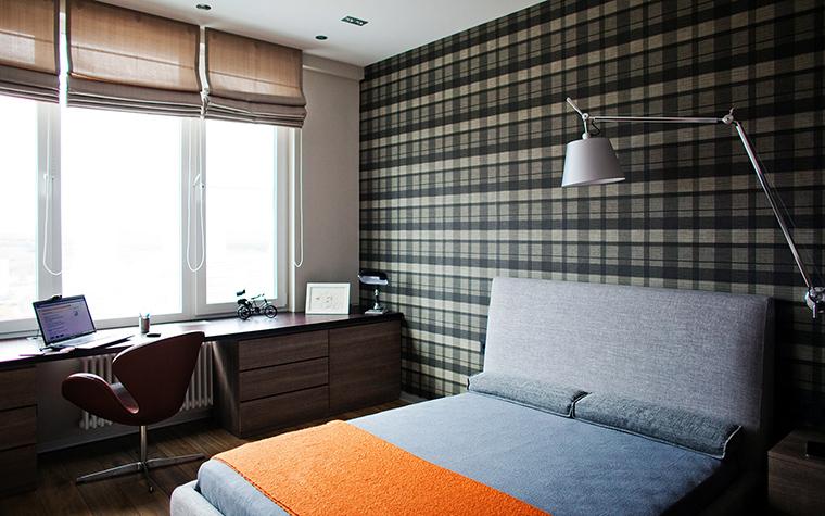 Фото № 49578 спальня  Квартира