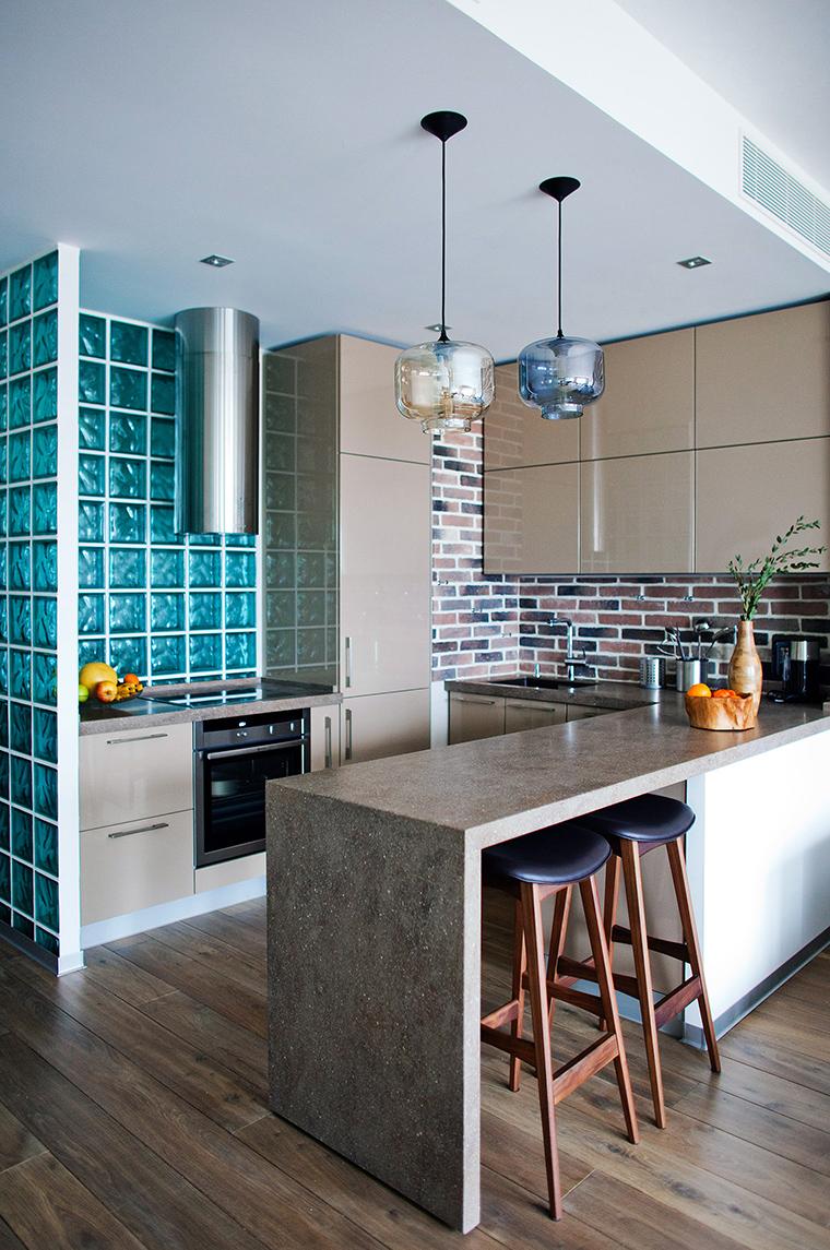 интерьер кухни - фото № 49563