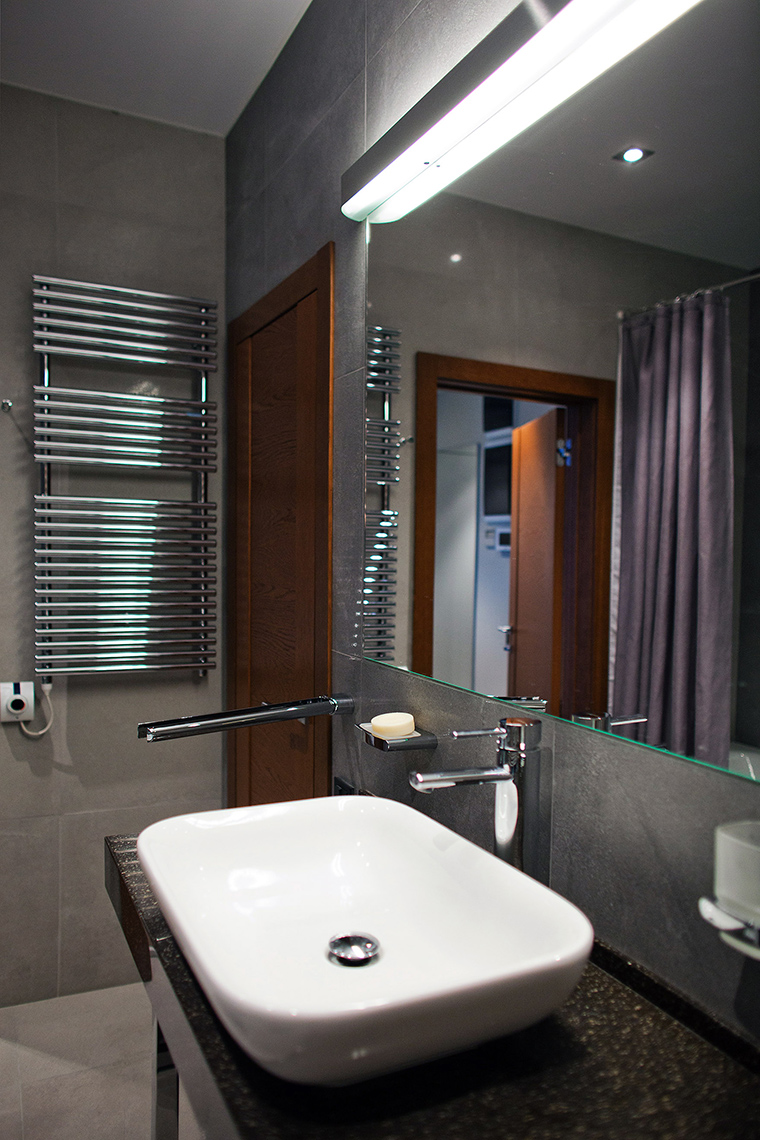 Квартира. ванная из проекта , фото №49587