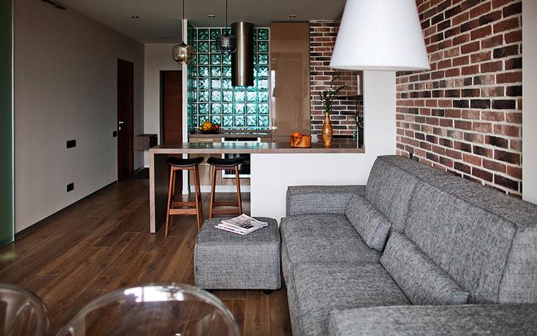интерьер гостиной - фото № 49551