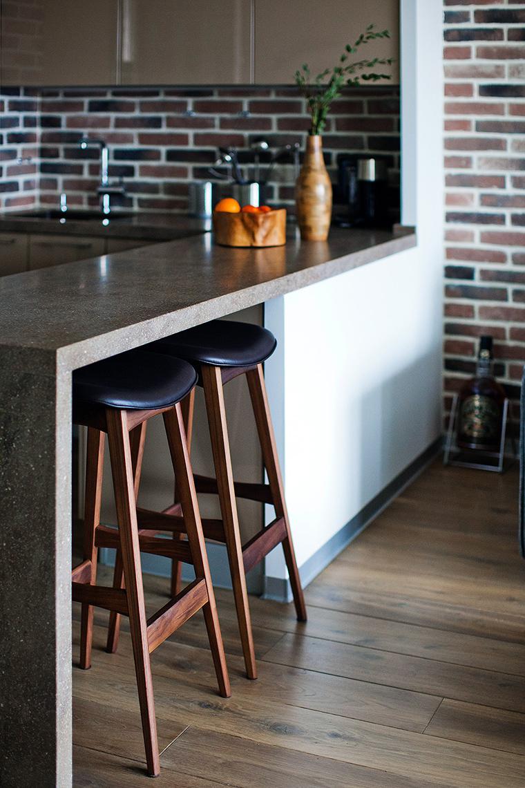Фото № 49565 кухня  Квартира