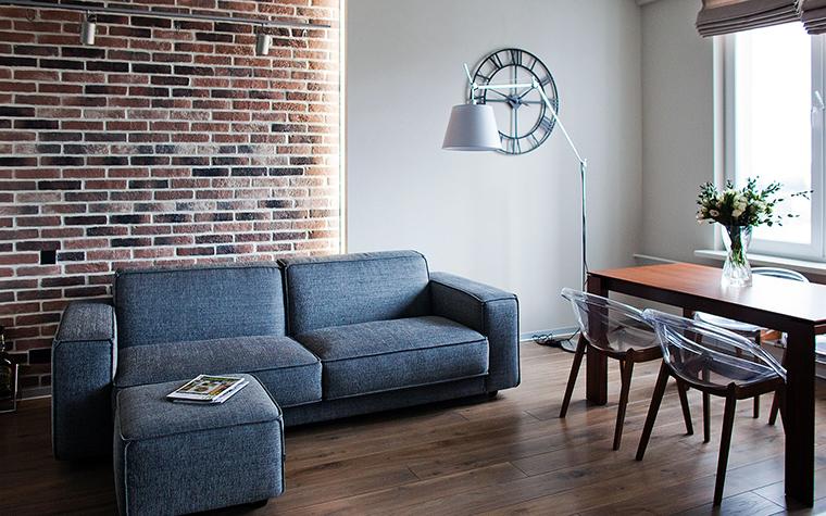 интерьер гостиной - фото № 49559