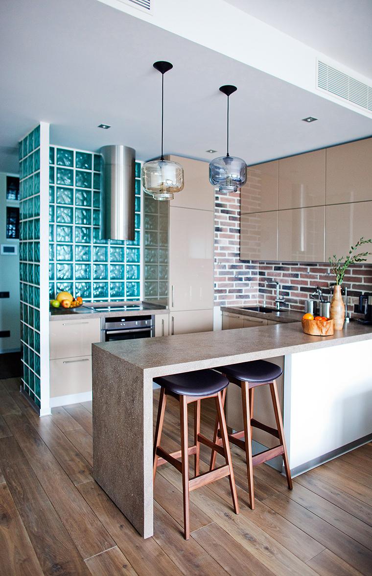 Фото № 49562 кухня  Квартира