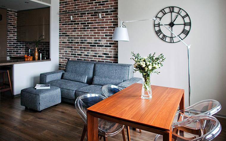 интерьер гостиной - фото № 49552