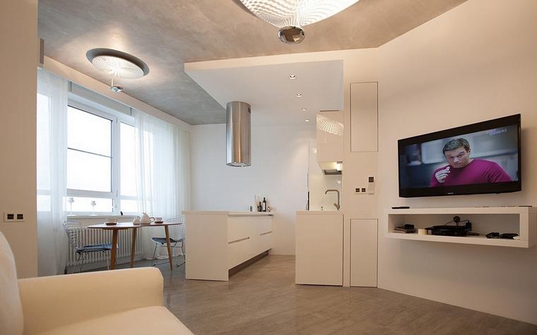 интерьер кухни - фото № 49631