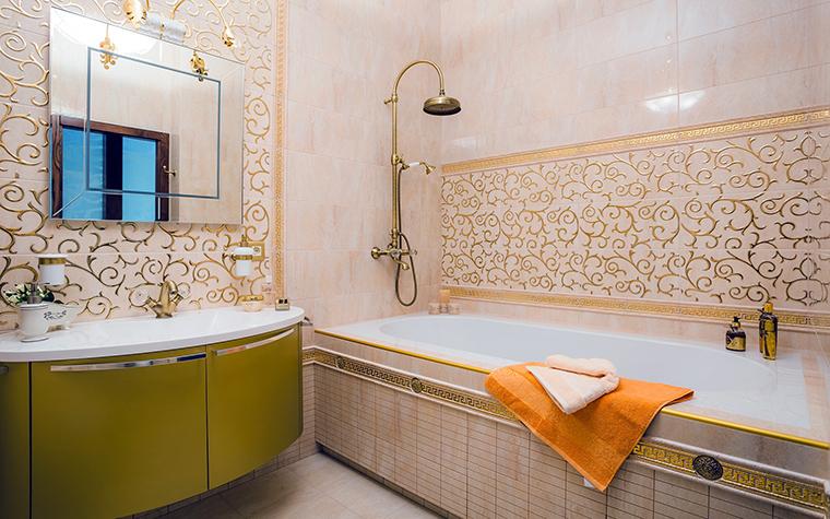 Фото № 49670 ванная  Квартира