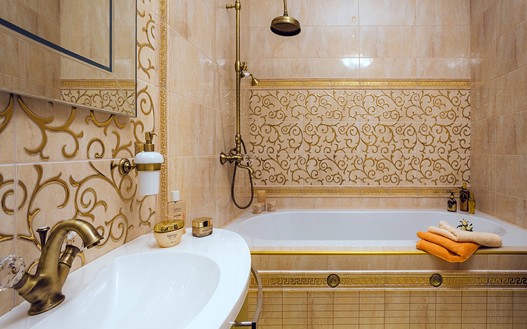 Фото № 49671 ванная  Квартира