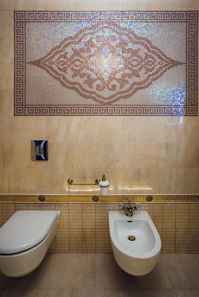 Фото № 49673 ванная  Квартира