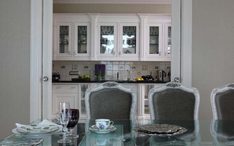 Квартира. столовая из проекта , фото №49652