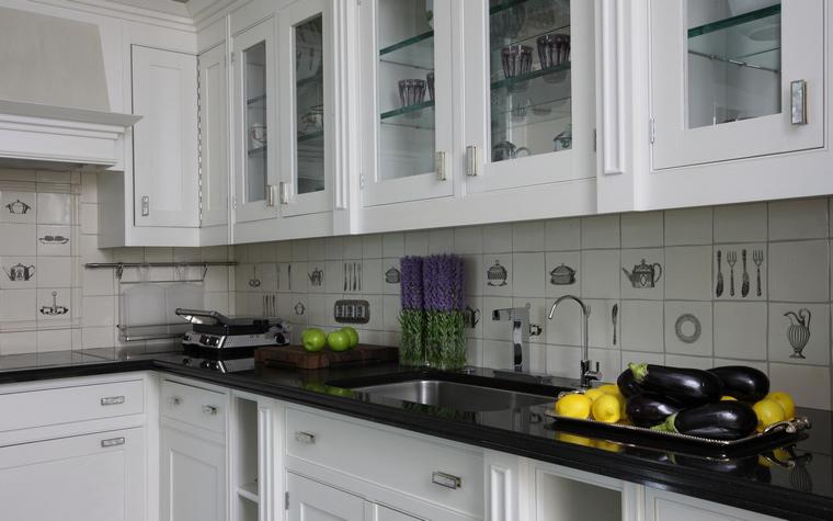 Фото № 49646 кухня  Квартира