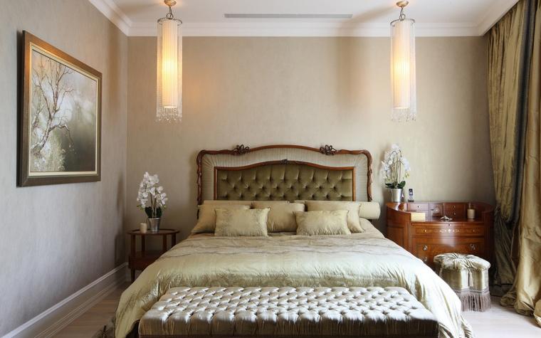Фото № 49656 спальня  Квартира