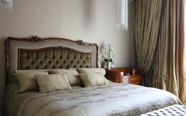 Фото № 49658 спальня  Квартира