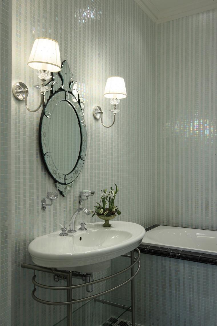 Квартира. ванная из проекта , фото №49660