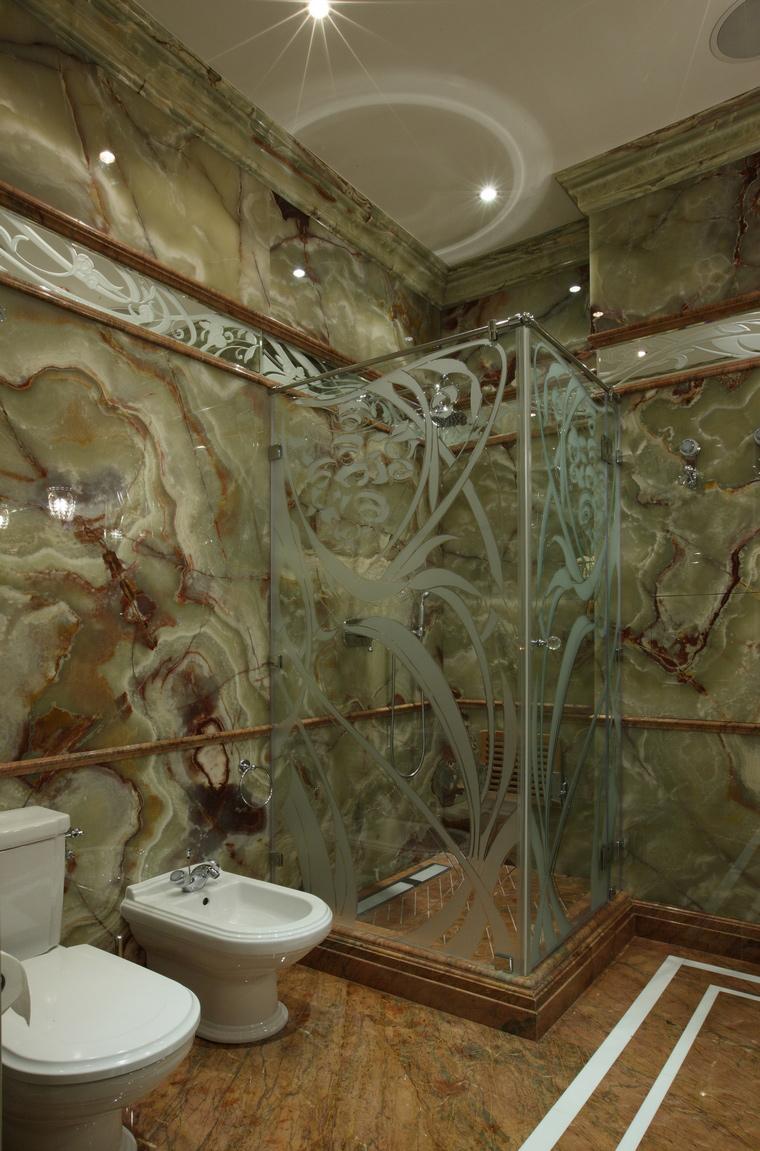 Фото № 49664 ванная  Квартира