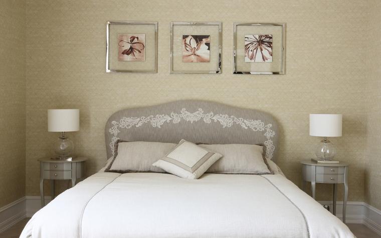 Фото № 49659 спальня  Квартира