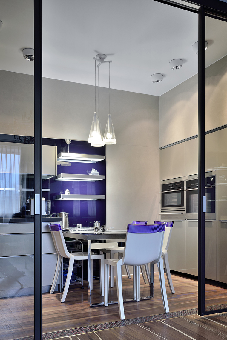 Квартира. кухня из проекта , фото №56836