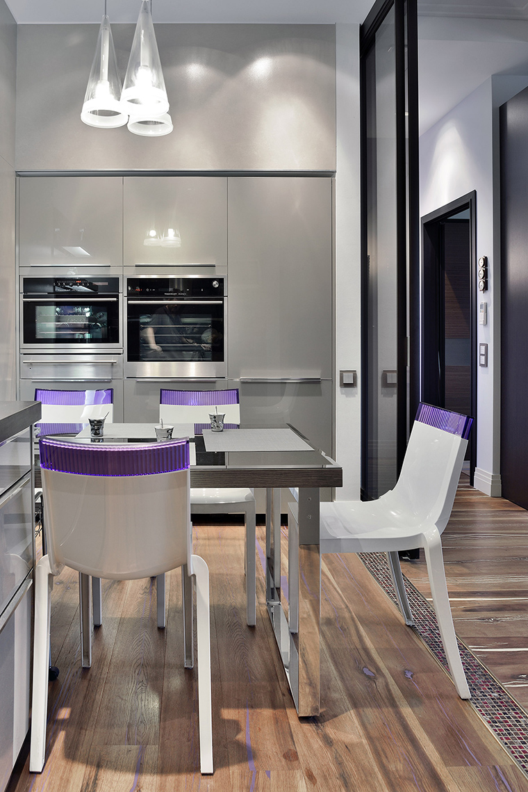 Квартира. кухня из проекта , фото №56837