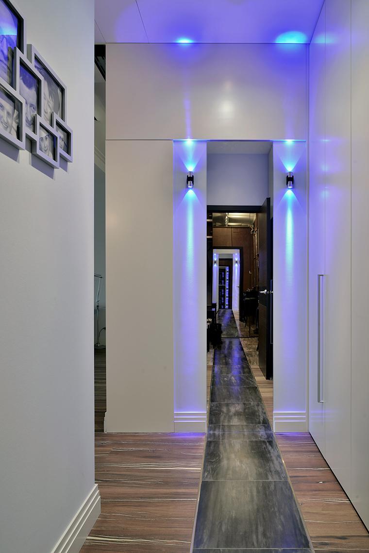 Квартира. холл из проекта , фото №56838