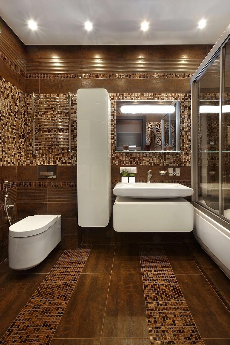 Квартира. ванная из проекта , фото №56377
