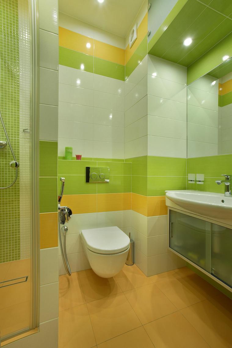 интерьер ванной - фото № 56378