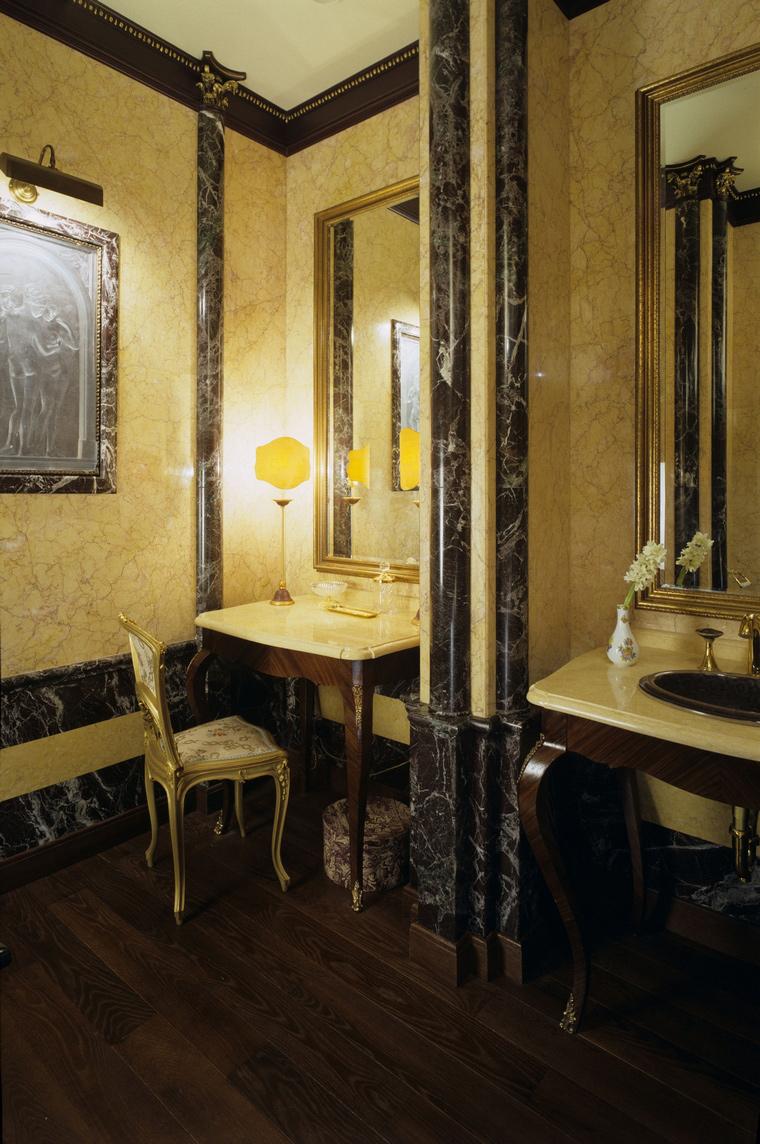 интерьер ванной - фото № 56739
