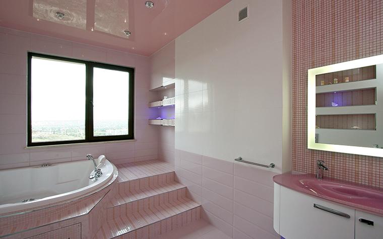 интерьер ванной - фото № 54138