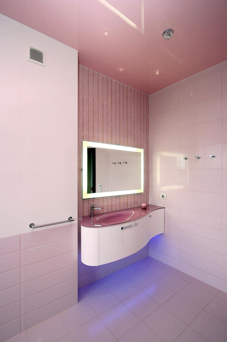 интерьер ванной - фото № 54139