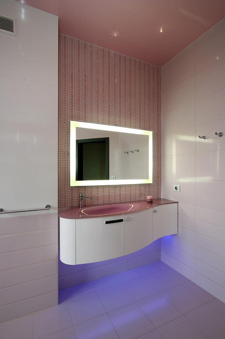 интерьер ванной - фото № 54140