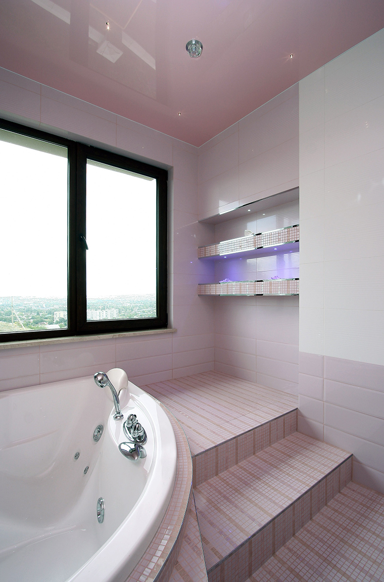 интерьер ванной - фото № 54141