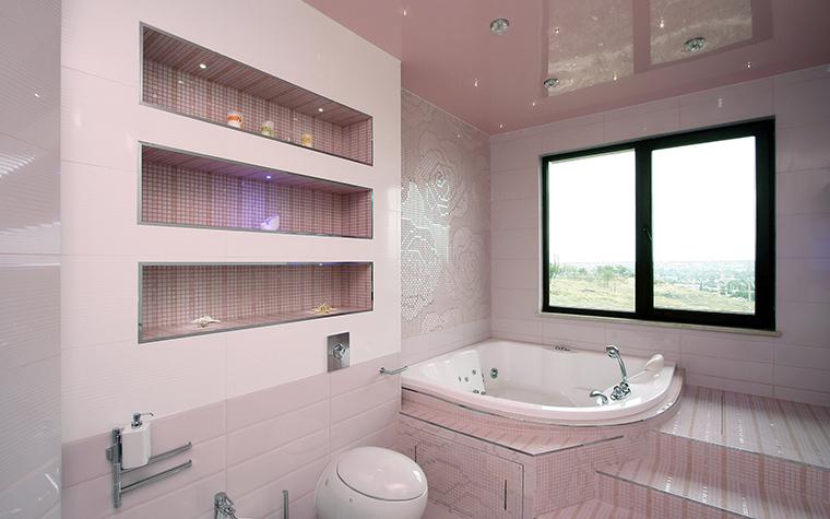 интерьер ванной - фото № 54142