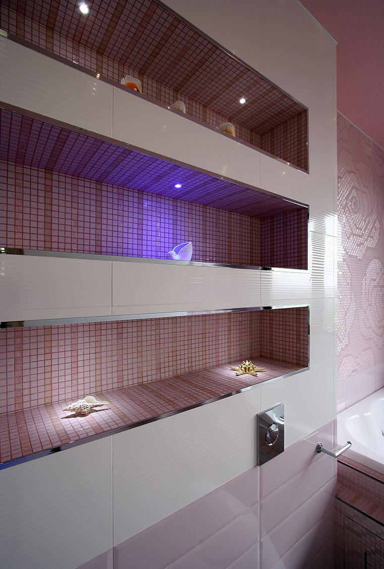интерьер ванной - фото № 54143