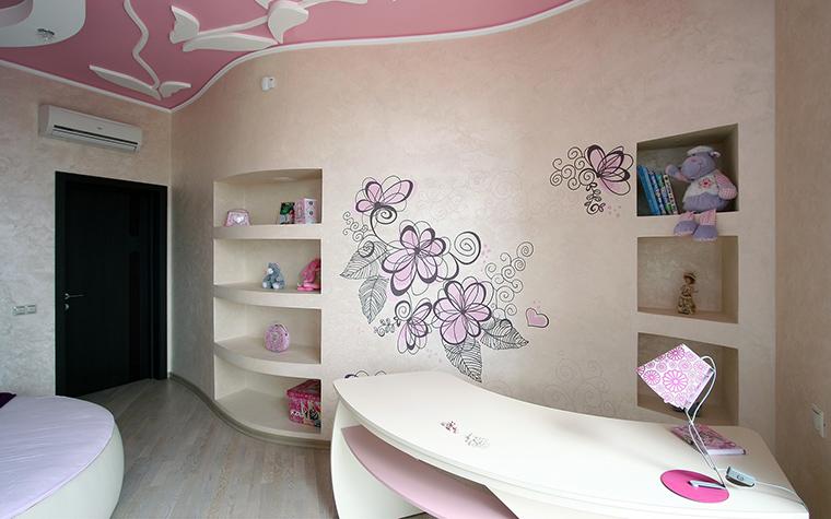 интерьер детской - фото № 54145
